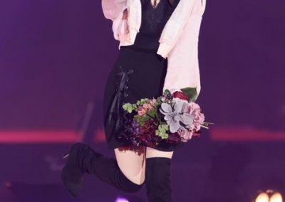 251_乃木坂46の白石麻衣、齋藤飛鳥らが16日、千葉・幕張メッセで開幕した日本最大級のファッション&音楽イベント「Rakuten GirlsAward 2017 AUTUMN WINTER」に出演した。 2nd SHOW「Ray×dazzlin